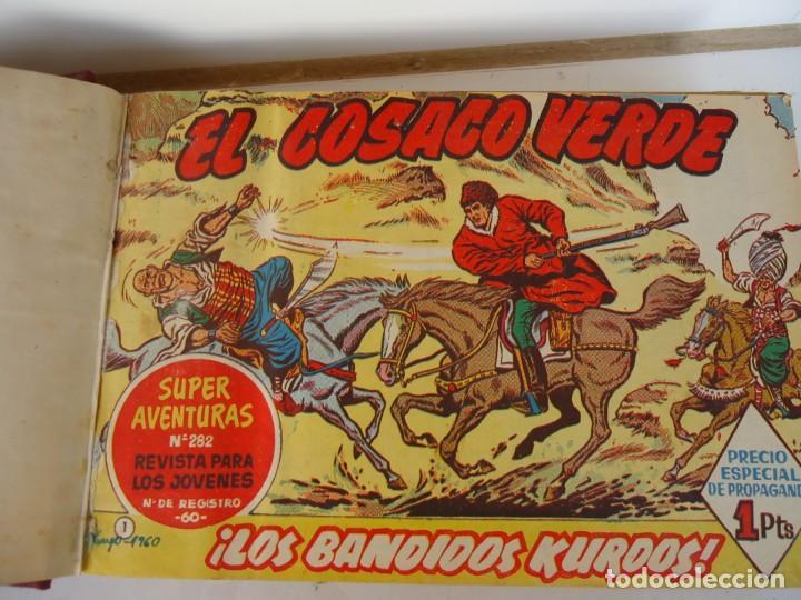 COSACO VERDE ORIGINAL (Tebeos y Comics - Bruguera - Cosaco Verde)