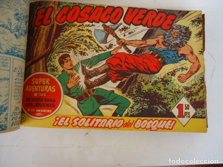 Tebeos: COSACO VERDE ORIGINAL - Foto 2 - 228859553