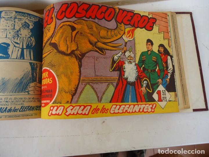 Tebeos: COSACO VERDE ORIGINAL - Foto 5 - 228859553