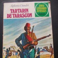 Tebeos: COMIC ED. BRUGUERA. JOYAS LITERARIAS JUVENILES. Nº 69 TARTARIN DE TARASCON ALPHONSE DAUDET 1981. Lote 228903142