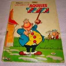 Tebeos: PILOTE PRESENTA LAS IDEAS DE AQUILES TALON DARGAUD BRUGUERA AÑO 1968. Lote 229146825