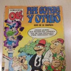 Tebeos: PEPE GOTERA Y OTILIO. ASES DE LA CHAPUZA. 1980. Lote 229176945