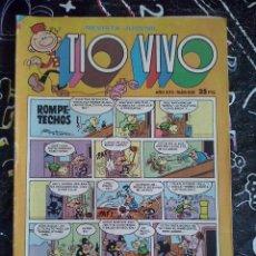 Livros de Banda Desenhada: BRUGUERA - TIO VIVO REVISTA JUVENIL NUM. 935 ( 25 PTS.). Lote 229316020