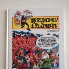 Tebeos: MORTADELO Y FILEMÓN Nº30- !DESASTRE! - EDICIONES PLURAL 2000. Lote 229421545