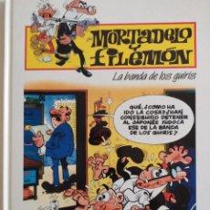 Tebeos: MORTADELO Y FILEMÓN Nº32- LA BANDA DE LOS GUIRIS - EDICIONES PLURAL 2000. Lote 229422770