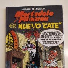 """Tebeos: MORTADELO Y FILEMÓN Nº47- EL NUEVO """"CATE"""" - EDICIONES B, S.A. , 1993; Nº 50. Lote 229427975"""