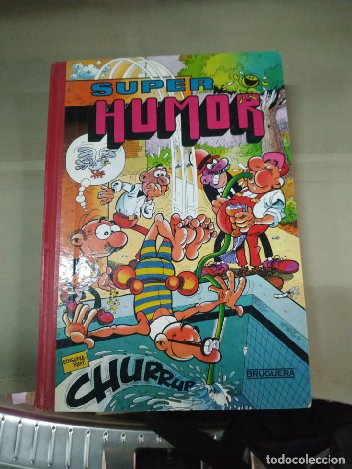 SUPER HUMOR LII MORTADELO Y FILEMÓN (Tebeos y Comics - Bruguera - Super Humor)