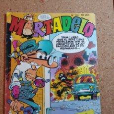 Tebeos: TEBEO DE MORTADELO DEL AÑO 1987 Nº 104. Lote 229797775