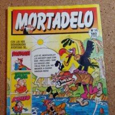 Tebeos: TEBEO DE MORTADELO DEL AÑO 1987 Nº 14. Lote 229798155