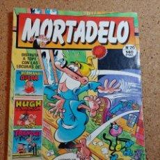 Tebeos: TEBEO DE MORTADELO DEL AÑO 1987 Nº 26. Lote 229798245