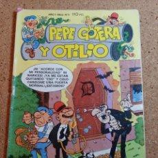 Tebeos: TEBEO DE PEPE GOTERA Y OTILIO DEL AÑO I 1985 Nº 4. Lote 229799565