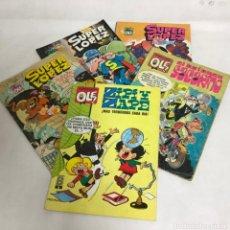 Livros de Banda Desenhada: SÚPER LOPEZ, ZIPI ZAPE, BOTONES SACARINO, LOTE DE CÓMICS. Lote 229872255