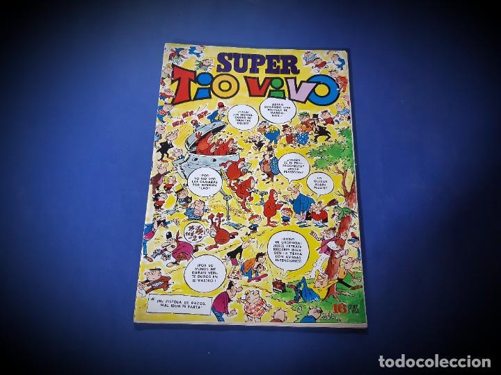 SUPER TIO VIVO Nº 12 BRUGUERA -IMPECABLE ESTADO (Tebeos y Comics - Bruguera - Tio Vivo)