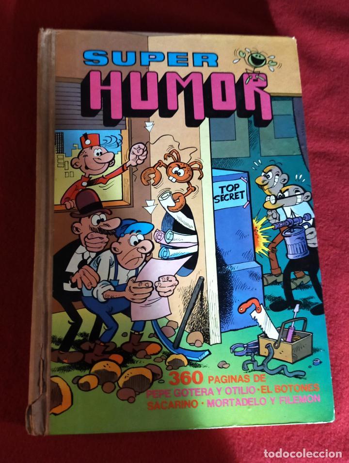 SUPER HUMOR IV - BRUGUERA 4 ª DE 1982 (Tebeos y Comics - Bruguera - Super Humor)