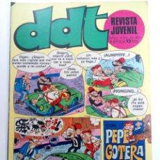 Tebeos: DDT - AÑO XXIV Nº 407 III ÉPOCA. Lote 230267315