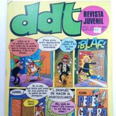 Tebeos: DDT - AÑO XXV Nº 468 III ÉPOCA. Lote 230267540