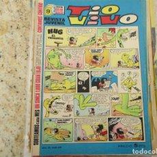 Tebeos: TEBEO TIO VIVO Nº 419 EDICIONES BRUGUERA 1969. Lote 230405460