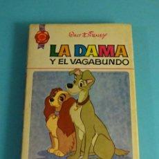 Tebeos: HOGAR FELIZ Nº 9 – LA DAMA Y EL VAGABUNDO, WALT DISNEY ED. BRUGUERA 2ª EDICION 1973. Lote 230429995