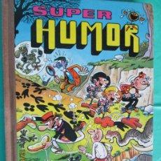 Livros de Banda Desenhada: SUPER HUMOR VOL XXVI -BRUGUERA 1981 - MORTADELO , ZIPI ZAPE , CARPANTA, SIR TIN SACARINO, LA PANDA. Lote 230436250