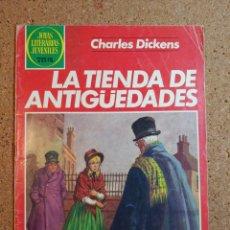 Tebeos: COMIC DE JOYAS LITERARIAS JUVENILES LA TIENDA DE ANTIGÜEDADES DEL AÑO 1982 Nº 154. Lote 230675015