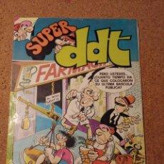 BDs: TEBEO SUPER DDT DEL AÑO 1980 Nº 80. Lote 230676320