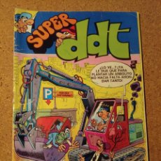 BDs: TEBEO SUPER DDT DEL AÑO 1974. Lote 230676610