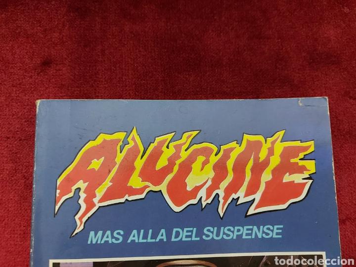 Tebeos: COMIC RETAPADO ALUCINE SELECCION 1 BRUGUERA/SUSPENSE/TERROR/AVENTURAS/MONSTRUOS - Foto 20 - 230839850