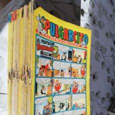 Tebeos: LOTE DE PULGARCITO DE 3 Y 3,50 PTS. Lote 230984005