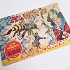 Tebeos: EL JABATO 59 ¡MOMENTOS DE ANGUSTIA! SUPER AVENTURAS Nº 232 EDITORIAL BRUGUERA 1959. Lote 231368690