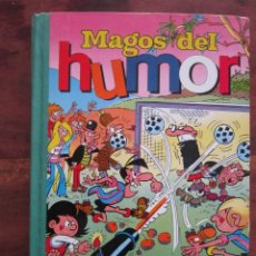 Tebeos: MAGOS DEL HUMOR Nº XIV 14 BRUGUERA 1973. SIR TIM O´THEO, LA PANDA, ANACLETO, ZIPI Y ZAPE, MORTADELO. Lote 231406925