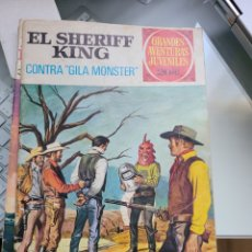 Tebeos: EL SHERIFF KING CONTRA GILA MONASTERIO N24. Lote 231430495