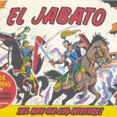 Tebeos: JABATO 19. EDICIONES B. (FACSÍMIL). Lote 231620125