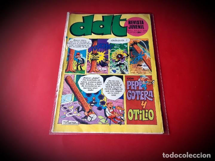 DDT Nº 525 -EXCELENTE ESTADO (Tebeos y Comics - Bruguera - DDT)