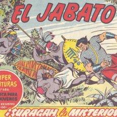Tebeos: JABATO Nº218. BRUGUERA (ORIGINAL). Lote 231669900