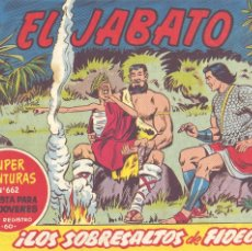 Tebeos: JABATO Nº210. BRUGUERA (ORIGINAL). Lote 231706560