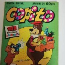 Tebeos: CÓMIC COPITO AÑO II, N° 24. 6-3-1981 BRUGUERA. Lote 231783500