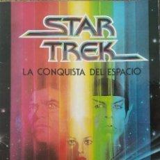 Tebeos: STAR TREK LA CONQUISTA DEL ESPACIO. Lote 231909820