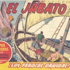 Tebeos: JABATO Nº100. BRUGUERA (ORIGINAL). Lote 231968740