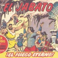 Tebeos: JABATO Nº169. BRUGUERA (ORIGINAL). Lote 231969725