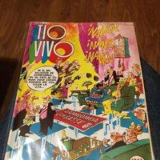 Livros de Banda Desenhada: TÍO VIVO - ALMANAQUE PARA 1975 - BRUGUERA. Lote 231998555