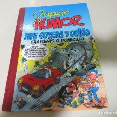 Livros de Banda Desenhada: SUPER HUMOR PEPE GOTERA Y OTILIO VOLUMEN 44. Lote 232025900