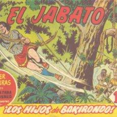 Tebeos: JABATO Nº161. BRUGUERA (ORIGINAL). Lote 232123265