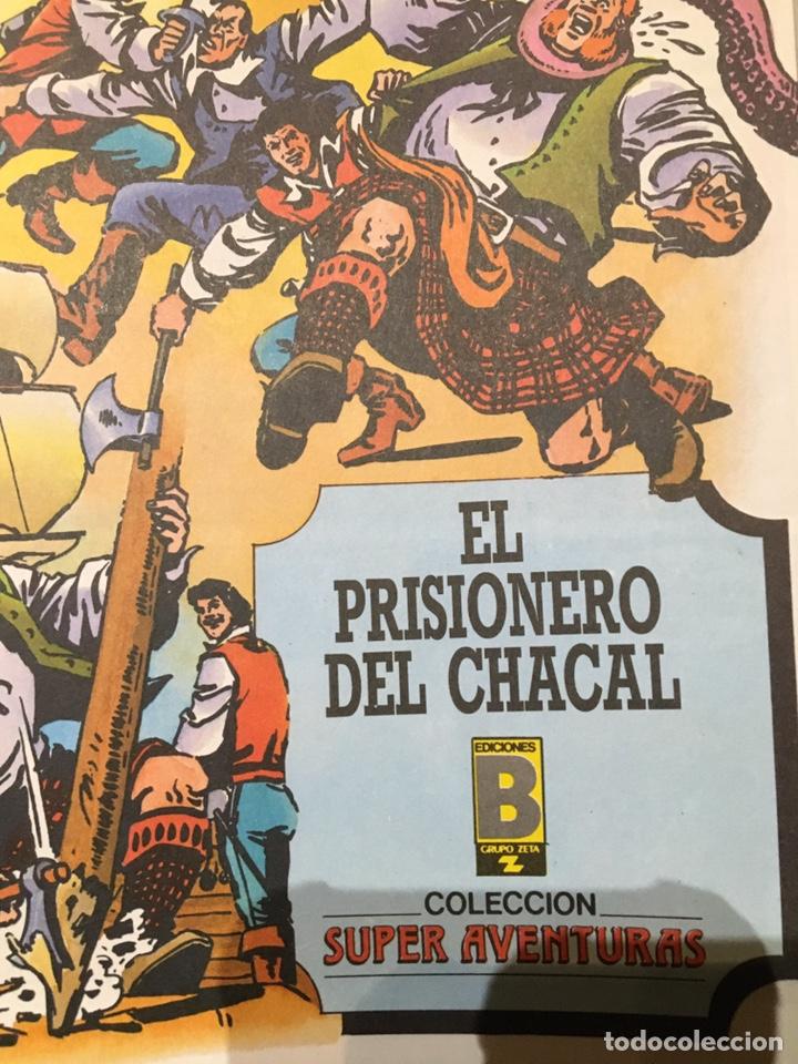 Tebeos: CORSARIO DE HIERRO - ED. HISTÓRICA - TOMOS 2 y 4 - ED. BRUCH - PRECIO POR TOMO - Foto 5 - 232126975
