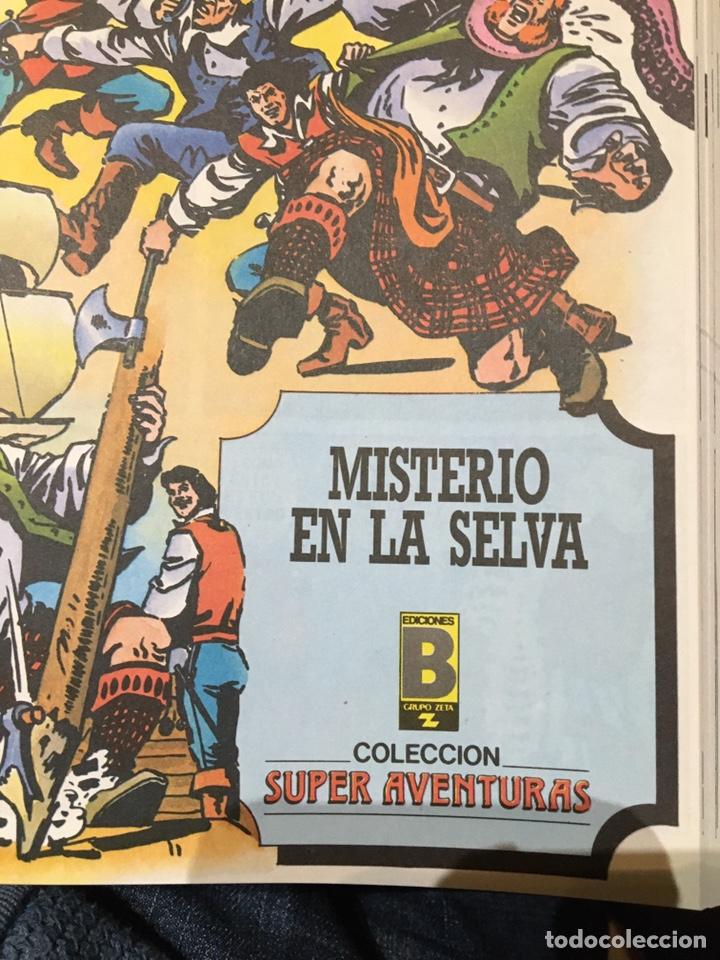 Tebeos: CORSARIO DE HIERRO - ED. HISTÓRICA - TOMOS 2 y 4 - ED. BRUCH - PRECIO POR TOMO - Foto 6 - 232126975