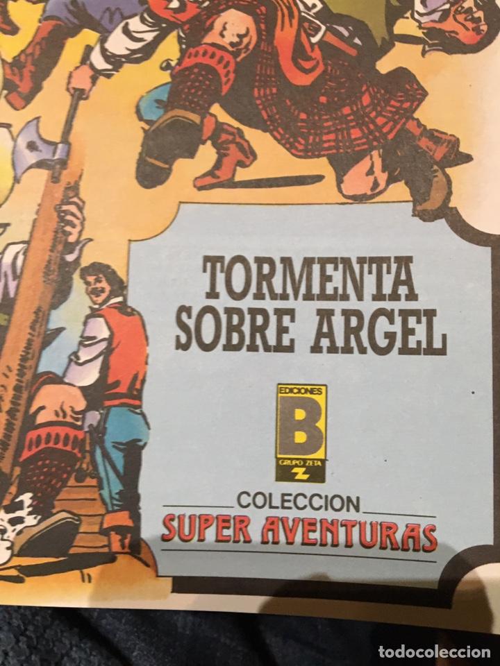 Tebeos: CORSARIO DE HIERRO - ED. HISTÓRICA - TOMOS 2 y 4 - ED. BRUCH - PRECIO POR TOMO - Foto 7 - 232126975