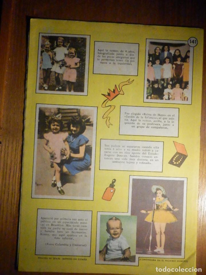 Tebeos: Tebeo - Comic - Revista femenina - Sissi - Año III, 3 - Nº - Núm 141 - Sandra Dee - Foto 2 - 232146215
