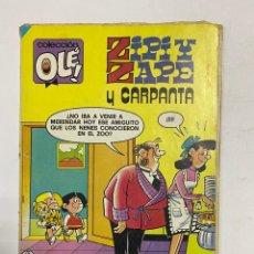 Tebeos: ZIPI Y ZAPE Y CARPANTA. COLECCIÓN OLÉ. Nº 260. EDITORIAL BRUGUERA. 1985.. Lote 232174820