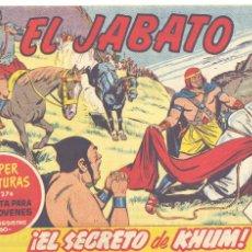 Tebeos: JABATO Nº81. BRUGUERA (ORIGINAL). Lote 232344875