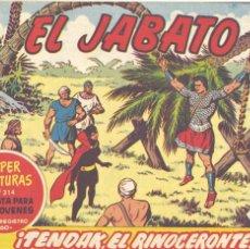 Tebeos: JABATO Nº94. BRUGUERA (ORIGINAL). Lote 232355580