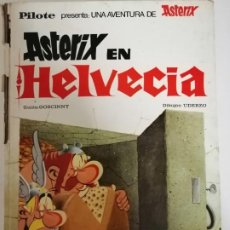 Tebeos: ASTERIX EN HELVECIA. ED. BRUGUERA 1971. Lote 232392925